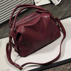 b501cda3075d Lichi Pattern Female Casual Bag   Price   39.24  amp  FREE Shipping   . Soft  Leather HandbagsLeather BagGirls BagsCasual BagsBig BagsBucket ...