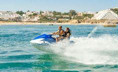 Jet ski Albufeira Algarve - Go Discover Portugal travel
