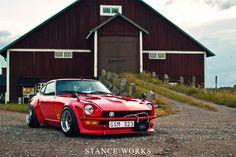 Swedish Shakotan: Erik Jonasson's Datsun 240Z