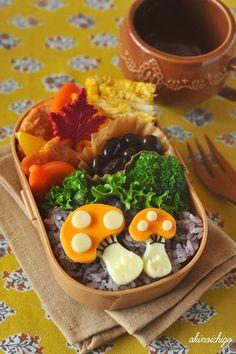 Mushroom Bento