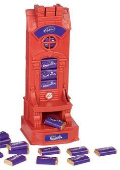 Cadburys P Chocolate Machine