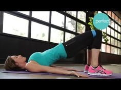 Glutes and Hips Mini-Band Exercise | Perfect Form With Ashley 8.8.12 (9 mins)