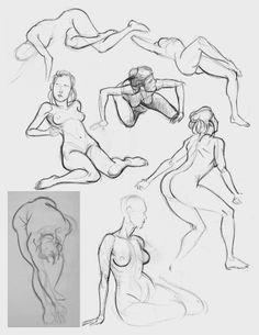 26 Beautiful Life Drawing and Figure Drawing artworks - Learn from top Masters
