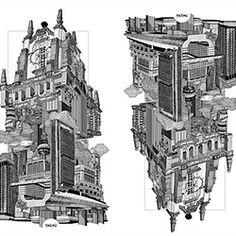 Top Architecture Illustrators - Construction & Building Illustrations