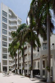 Panorámica del edificio en Apartamento 403  para alquolar en varias temporadas