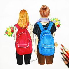 For me and my bestie