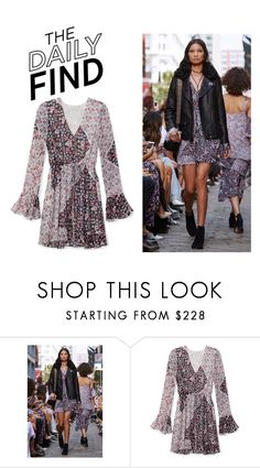 """""""The Daily Find: Rebecca Minkoff Dress"""" by polyvore-editorial ❤ liked on Polyvore featuring DailyFind"""