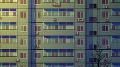 Housing Blocks by Govert van der Heijden, via Behance