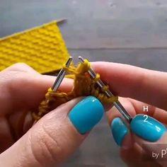 Aprenda a fazer trico