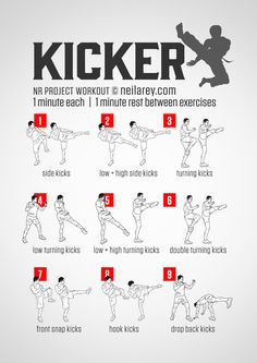 Kicker Workout