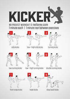 Kicker Workout