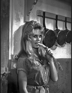Brigitte Bardot Et Dieu créa la femme