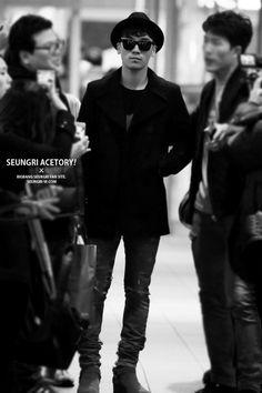 {PICS} 131123 BIGBANG (sans GD) @ Incheon Airport