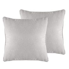 Luxe Chenille Throw Pillow