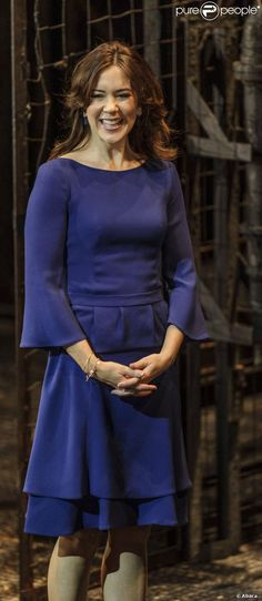 Crown Princess Mary presided over the 2013 Kræftens Bekæmpelses Hæderspris