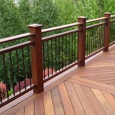 Wrought Iron Deck Railing Google Search Garden And
