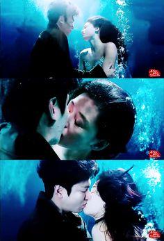 Legend of the blue sea. Jeon ji hyun. Jun ji hyun. Lee min ho 2016
