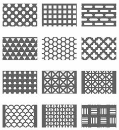 High quality perforated metal sheet 20 Years factory Verified by TUV Rheinland