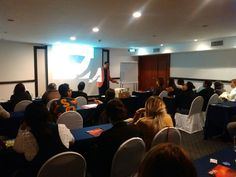 Sesionando en Morelia Curso de Organización de Eventos Sociales!