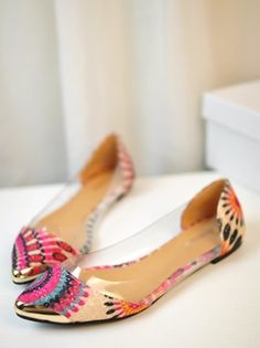 2014 Summer fashion patchwork pointed toe vintage ladies sweet flat bottom single shoes female casual flats women mocassin
