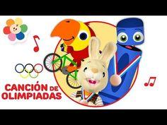 Musica Olimpiadas 2016 para Niños | Canciones Infantiles de los Juegos Olimpicos 2016 | BabyFirst - YouTube