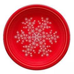 Holiday Dinnerware, White Dinnerware, Winter Wonderland Theme, Snowflake Designs, Cool Nail Designs, Red Christmas, Christmas Ideas, Snowflakes, Plates