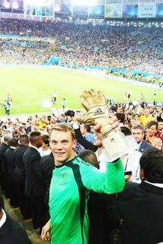 Manuel Neuer Passion : Photo