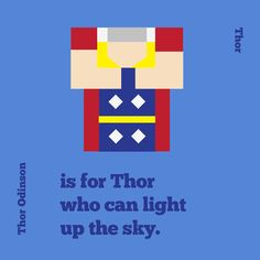 T for Thor