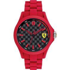 Herren Uhr Ferrari 0830157