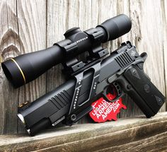 """coffeeandspentbrass: """"legallyarmedamerica: """" There is absolutely no such thing as too much time on your hands… @rockislandarmory @leupoldoptics @fabdefense @gundistrict @realdirtyharry """" I would love..."""