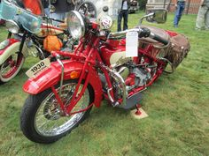 1930 Indian 4-cylinder – Indian Motocycle Day: July 21, 2013