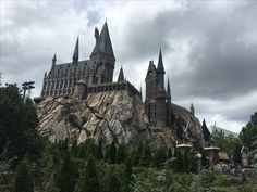 The Wizarding World of Harry Potter!!