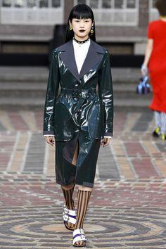 Kenzo  #VogueRussia #menswear #springsummer2018 #Kenzo #VogueCollections
