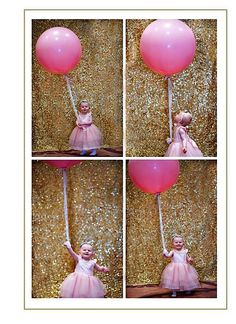Feathers and Bows 1st Birthday Party - Kara's Party Ideas - The Place for All Things Party