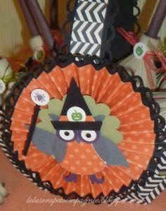 Bonsoir la Compagnie,   bienvenue sur le blog hop d'octobre des démonstratrices Stampin'Up !     Si vous avez peur des fantômes, sorcières...