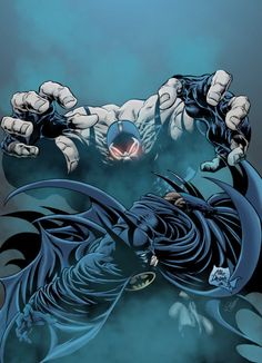 Batman: Year One vs. Bane