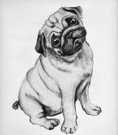 Pug Art
