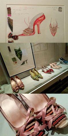 El arte del zapato, Manolo Blahnik   Luisa Gala - Tocados Majadahonda