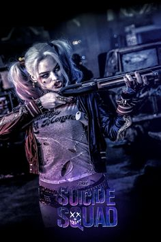 Harley Quinn - Suicide Squad, 2016