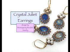 Juliet Earrings - YouTube