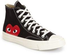 eeb4cf0546a7 Men s Comme Des Garcons Play X Converse Chuck Taylor - Hidden Heart High  Top Sneaker