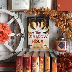 Do you prefer fantasy or sci-fi? I love both but fantasy will always be my favorite.  The Promised Queen candle by @noxtolumoscandleco Use code TINE20 for 20% off.  Day 16: #lilthisorthat {fantasy or sci-fi}  Day 16: #bookishfaves17 {fantasy}  Day 16: #dreambunnybookishjan18 {orange}  #theshadowhour #melissagrey #noxtolumoscandleco #booksofig #bookishombre #bookandcandle
