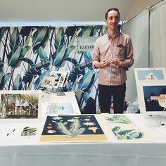 Come visit me at #uniquela ! | Chris Turnham