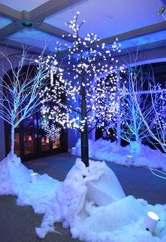 Winter Wonderland Christmas Theme.Pinterest