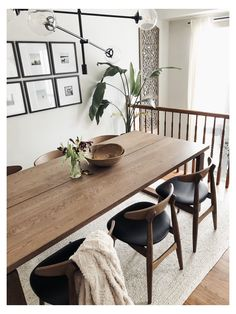 Dining Room Sets, Large Dining Room Table, Ikea Dining Room, Dining Room Images, Country Dining Rooms, Dining Room Design, Dining Room Furniture, Ikea Table, Dining Room With Rug