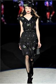 Anna Sui, Spring/Summer 2012 Ready-To-Wear