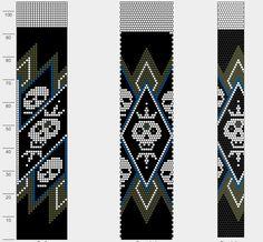 Photo Bead Crochet Patterns, Beaded Crochet, Bead Crochet Rope, Peyote Patterns, Beading Patterns, Diy Jewelry, Beaded Jewelry, Rope Necklace, Peyote Stitch