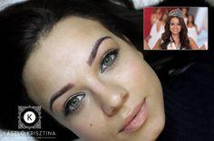 Kiss Daniella szépségkirálynő microblading szemöldök tetoválással Kiss, Makeup, Jewelry, Make Up, Jewlery, Jewerly, Schmuck, Jewels, Beauty Makeup