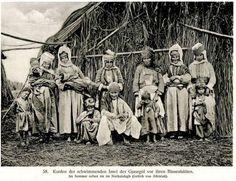 Kurds from Maraş, Turkey, 1909.