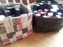 Newspaper Basket ∙ How To by kimii on Cut Out + Keep